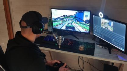 Boulogne : il récolte 1 000 euros pour l'hôpital en jouant aux jeux vidéo