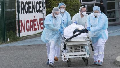 Coronavirus : 715 décès dans les hôpitaux de la région dont 213 dans le Nord et 81 dans le Pas-de-Calais