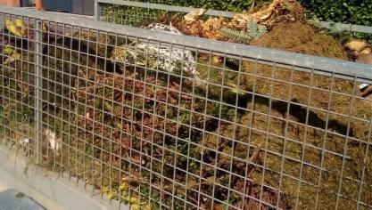 Wingles: collecte des déchets vert mardi 14avril