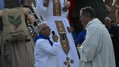 Entretien avec le nouveau curé de Wormhout