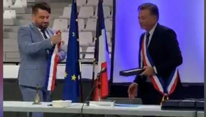 Olivier Barbarin officiellement réélu maire du Portel ce 23 mai