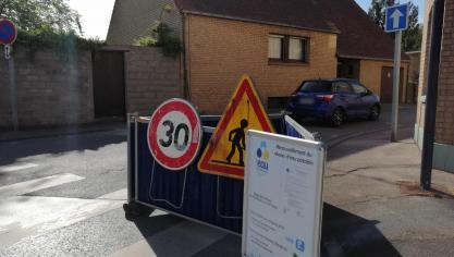 Bourbourg : un long chantier prévu rue des Anciens d'AFN en deux phases