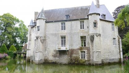Estrée-Blanche : Un livre sur l'histoire du château de Créminil