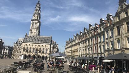 Un budget «offensif» pour Arras, malgré la crise du Covid-19