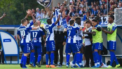 Football - Dunkerque : le gros lot pour le premier match en L2 de l'USLD