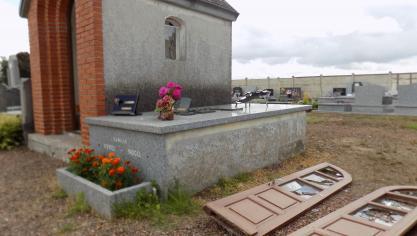 Witternesse: nouvelles dégradations au cimetière