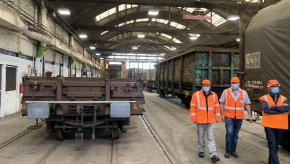 Dunkerque : l'atelier qui accueillait 1500 wagons va fermer