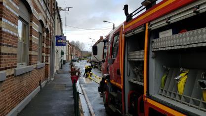 Fuite de gaz à Laventie, 70 personnes confinées