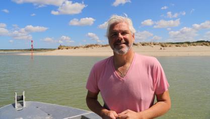 Un maire à la plage : Philippe Fait et la plage des Pauvres à Étaples-sur-Mer (vidéo)