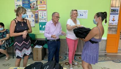 Aire-sur-la-Lys : Des ados aidés par le Département