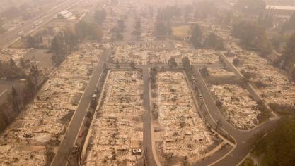 Incendies aux États-Unis : le nuage de fumée se dirige à nouveau vers l'Europe