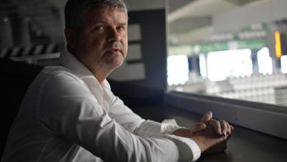 Yann Rivoal, l'ESSM: «Il n'y a pas de stars, j'aime bien»
