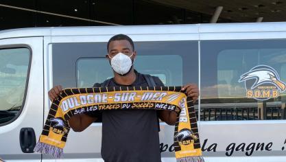 SOMB : Wendell Davis arrivé à Boulogne