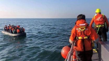 Boulonnais : opérations de sauvetage de plusieurs embarcations