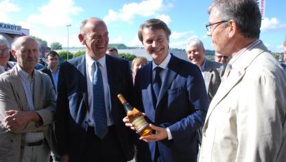 Au Touquet, Daniel Fasquelle « entend jouer un rôle national dans les prochains mois »