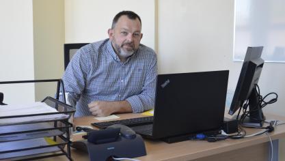 Un nouveau directeur à l'Institut d'Hazebrouck