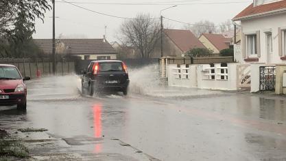 À Berck et Rang-du-Fliers, plusieurs quartiers sous les eaux (photos)