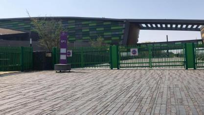 Liévin: le stade couvert de Liévin devient un vaccinodrome
