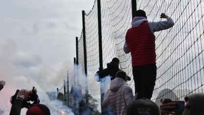 RC Lens: Près de 3 000 supporters pour encourager les Sang et or avant le derby