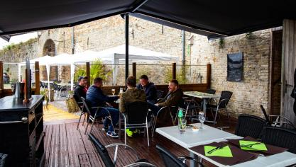 Une réouverture des bars et des restaurants qui fait du bien aux Berguois