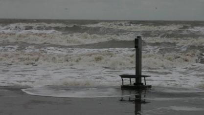 De forts coefficients de marée sont annoncés jusque vendredi.