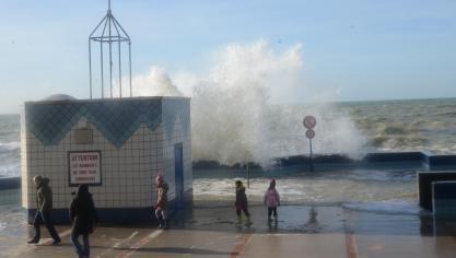 De forts coefficients de marées sont annoncés jusque vendredi 28 mai.