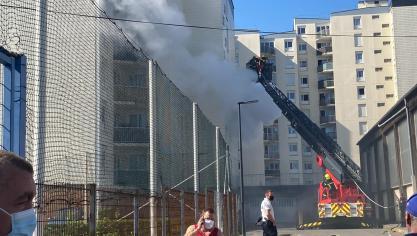 Boulogne-sur-Mer : une personne retrouvée carbonisée dans un incendie d'appartement