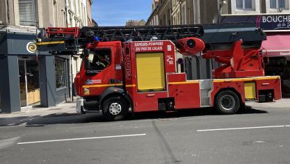 Boulogne-sur-Mer : fausse alerte de gaz rue du Bras d'Or