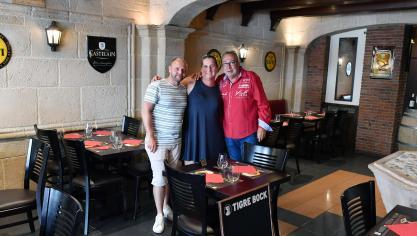 Le restaurant la Goulue a ouvert pour la première fois le 13 octobre pour une fermeture le 27 pour cause de COVID. Cette réouverture est un soulagement.