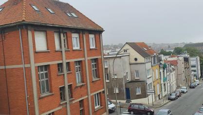 Il fait encore bien gris à Boulogne ce samedi matin mais Meteo France a promis un beau week-end.