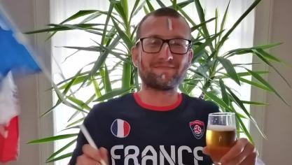 Le match France-Allemagne vécu par les Calaisiens (Photos)