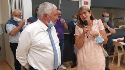 Canton de Brebières : le duo Georget-Messeanne vire en tête
