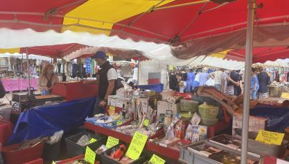 Plus beau marché de France : Étaples-sur-Mer au coude à coude pour la victoire finale