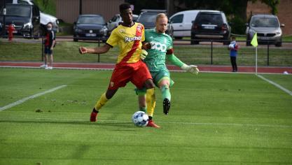 RC Lens: les Sang et or en rodage face au Standard de Liège