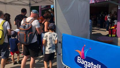 Pass sanitaire : il faut montrer patte blanche pour profiter de Bagatelle à Merlimont