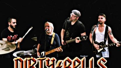 A 21h, ce vendredi, le groupe Dirty Bells proposera un Tribute to AC/DC.